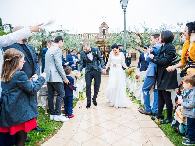 La boda de Dani y Judit en Cambrils, Tarragona 37