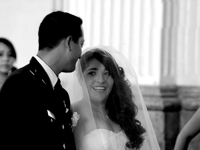 La boda de Melissa y Bernardo