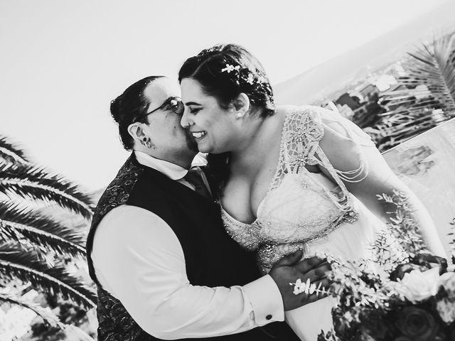 La boda de Jorge y Lorena en La Victoria De Acentejo, Santa Cruz de Tenerife 5