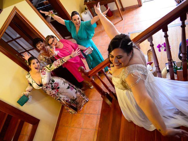 La boda de Jorge y Lorena en La Victoria De Acentejo, Santa Cruz de Tenerife 11