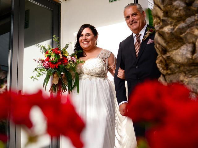 La boda de Jorge y Lorena en La Victoria De Acentejo, Santa Cruz de Tenerife 12