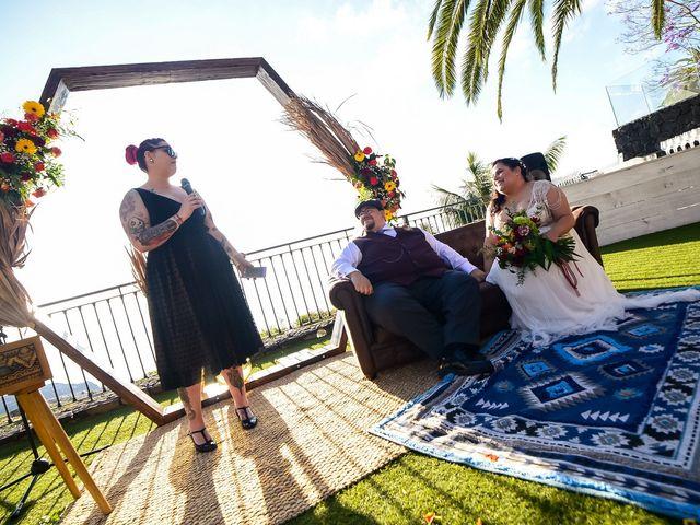 La boda de Jorge y Lorena en La Victoria De Acentejo, Santa Cruz de Tenerife 13