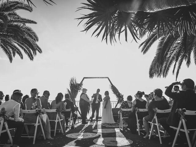 La boda de Jorge y Lorena en La Victoria De Acentejo, Santa Cruz de Tenerife 15