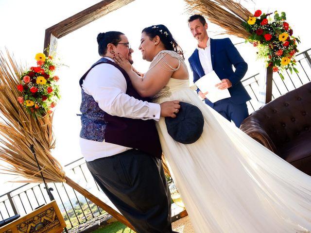 La boda de Jorge y Lorena en La Victoria De Acentejo, Santa Cruz de Tenerife 16