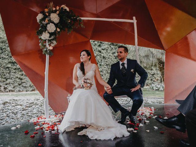 La boda de Joel y Jess en Santa Coloma De Farners, Girona 20