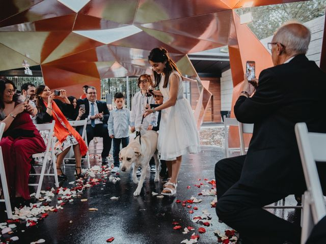 La boda de Joel y Jess en Santa Coloma De Farners, Girona 21