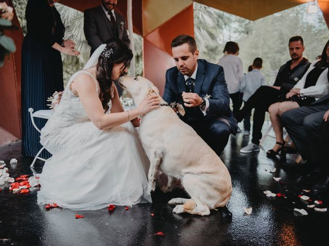 La boda de Joel y Jess en Santa Coloma De Farners, Girona 22