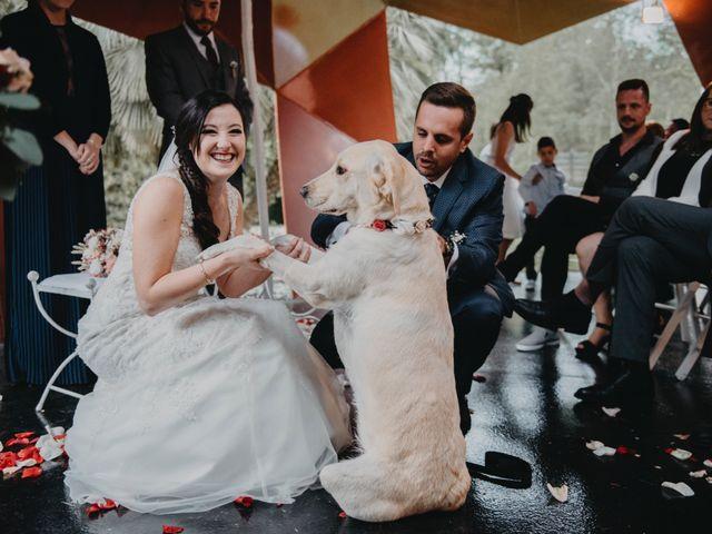 La boda de Joel y Jess en Santa Coloma De Farners, Girona 23