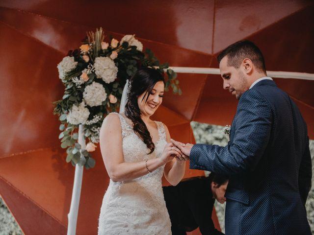 La boda de Joel y Jess en Santa Coloma De Farners, Girona 24