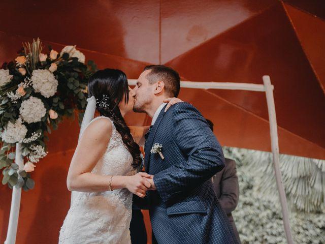 La boda de Joel y Jess en Santa Coloma De Farners, Girona 25