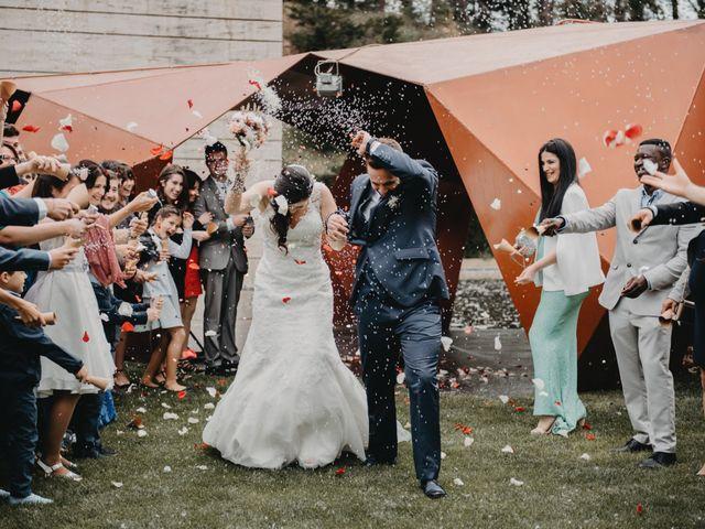 La boda de Joel y Jess en Santa Coloma De Farners, Girona 26