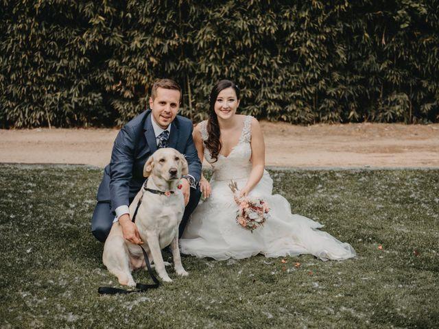 La boda de Joel y Jess en Santa Coloma De Farners, Girona 29