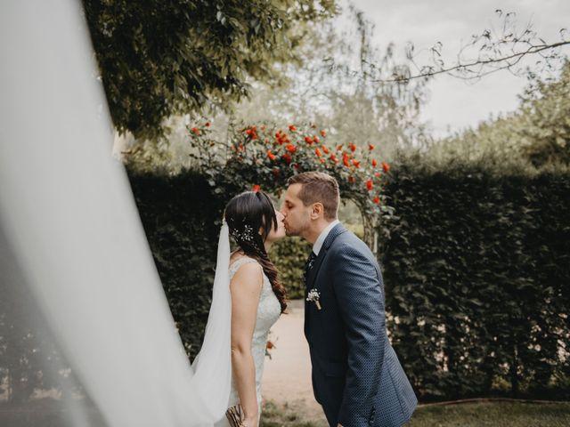 La boda de Jess y Joel