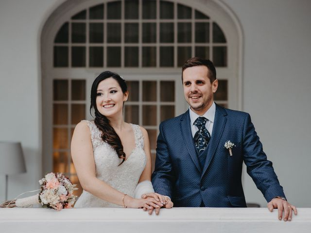 La boda de Joel y Jess en Santa Coloma De Farners, Girona 2