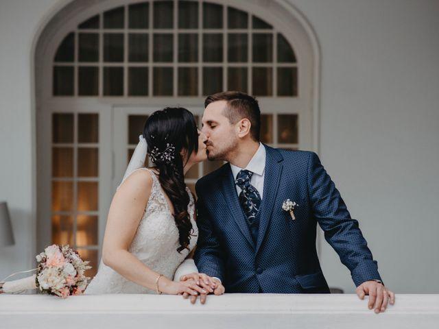 La boda de Joel y Jess en Santa Coloma De Farners, Girona 33