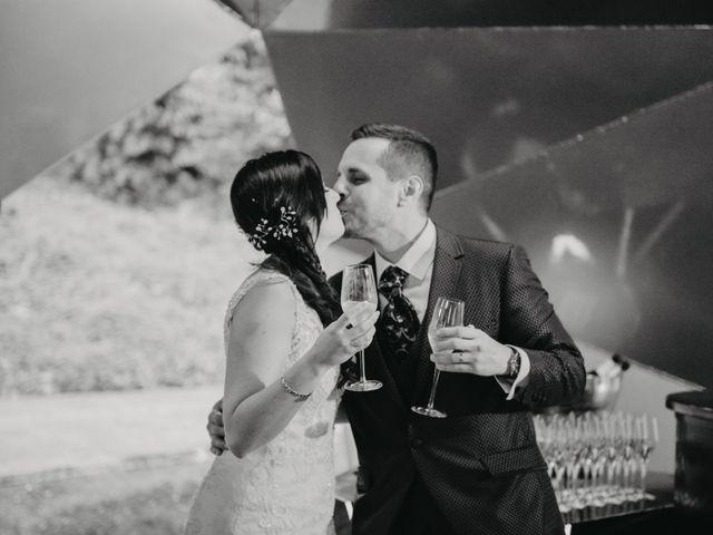 La boda de Joel y Jess en Santa Coloma De Farners, Girona 39