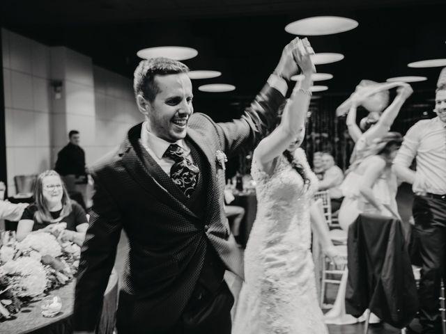 La boda de Joel y Jess en Santa Coloma De Farners, Girona 41