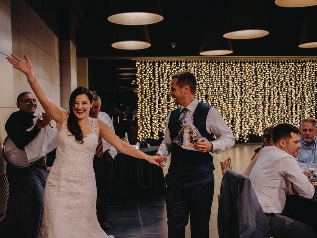 La boda de Joel y Jess en Santa Coloma De Farners, Girona 45