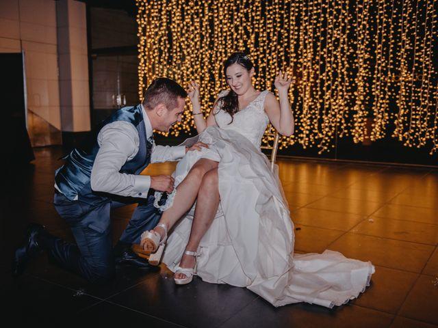 La boda de Joel y Jess en Santa Coloma De Farners, Girona 48