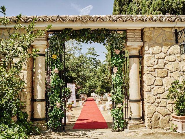 La boda de Juan y Fabiola en Montilla, Córdoba 17