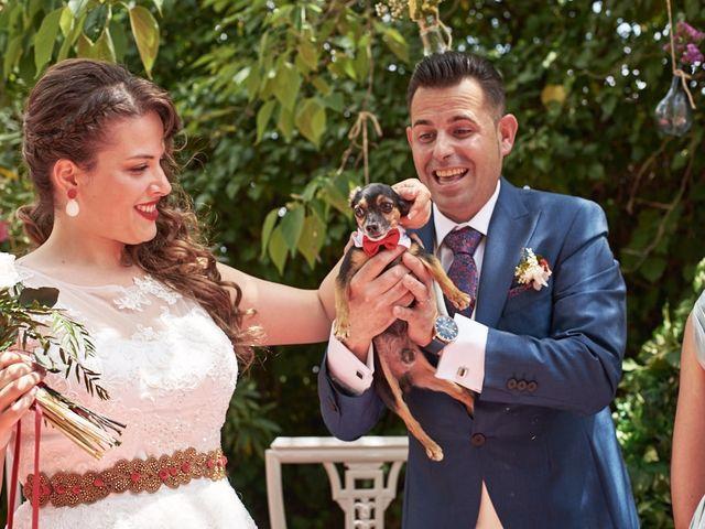 La boda de Juan y Fabiola en Montilla, Córdoba 22
