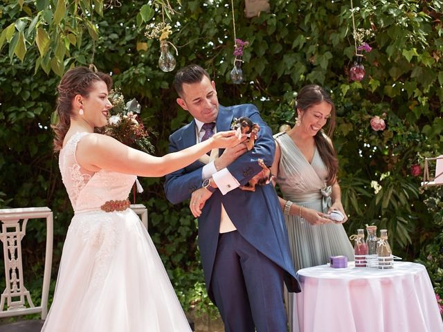 La boda de Juan y Fabiola en Montilla, Córdoba 23