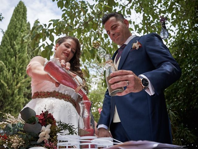La boda de Juan y Fabiola en Montilla, Córdoba 25