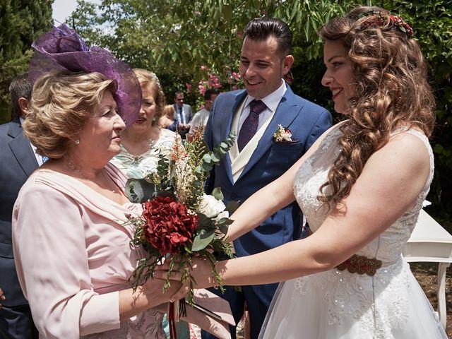 La boda de Juan y Fabiola en Montilla, Córdoba 26