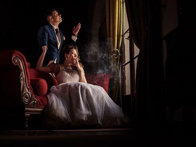 La boda de Juan y Fabiola en Montilla, Córdoba 1