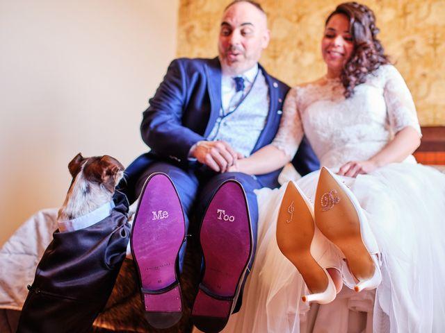 La boda de Ciley y Tito