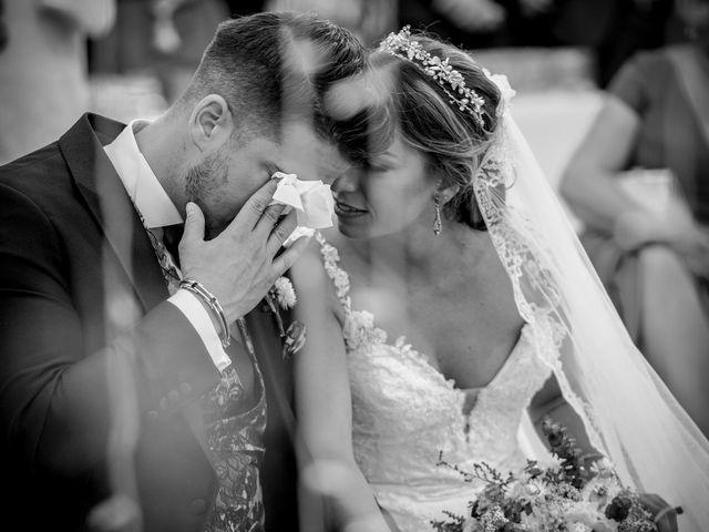 La boda de Praxedes y Manuel