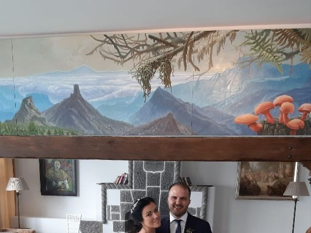 La boda de Marco y Raquel en Tejeda, Las Palmas 3