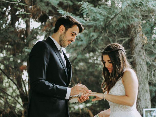 La boda de Aitor y Ivette en La Pobla De Claramunt, Barcelona 8