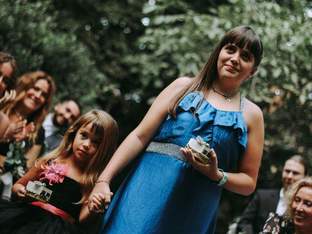 La boda de Aitor y Ivette en La Pobla De Claramunt, Barcelona 9