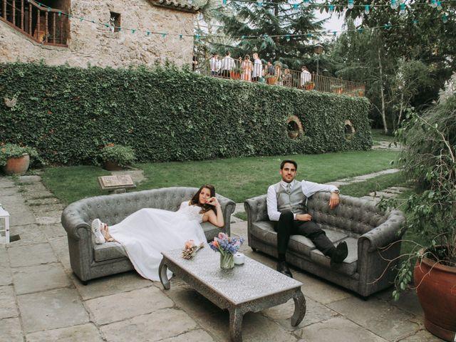 La boda de Aitor y Ivette en La Pobla De Claramunt, Barcelona 27