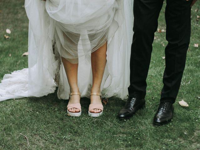 La boda de Aitor y Ivette en La Pobla De Claramunt, Barcelona 29