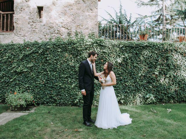 La boda de Aitor y Ivette en La Pobla De Claramunt, Barcelona 35