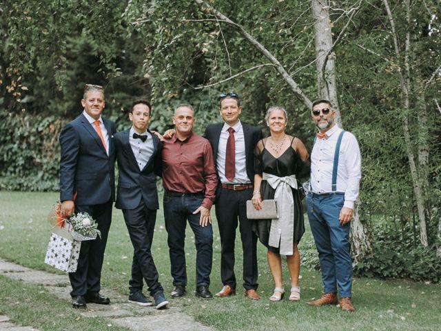 La boda de Aitor y Ivette en La Pobla De Claramunt, Barcelona 37