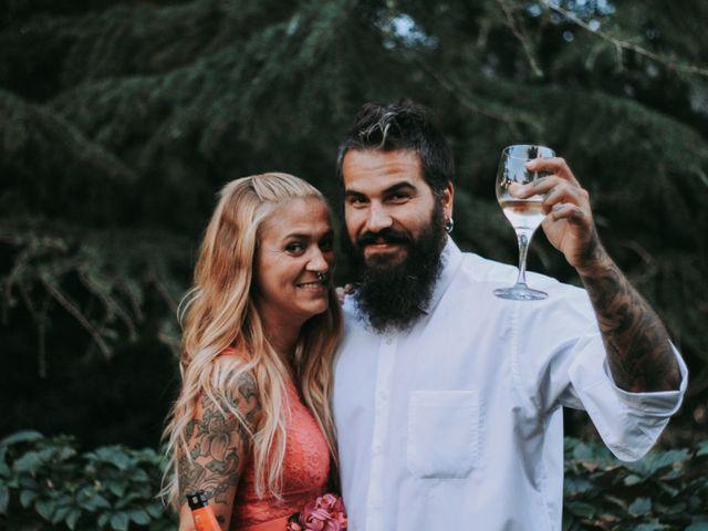La boda de Aitor y Ivette en La Pobla De Claramunt, Barcelona 40