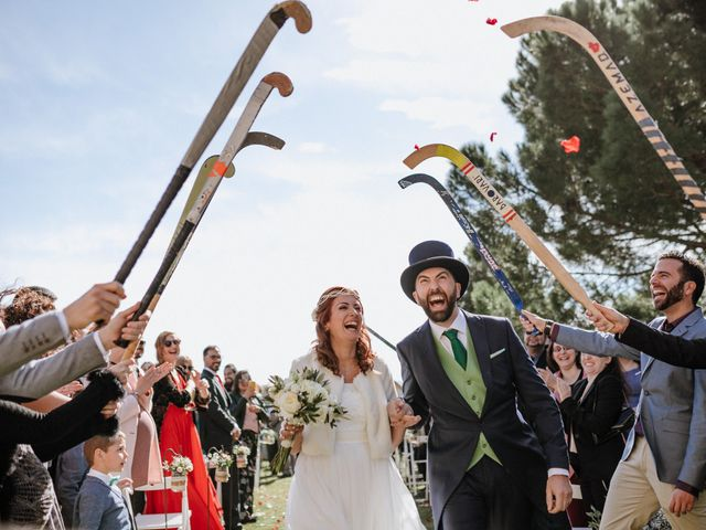 La boda de Marta y Ferran