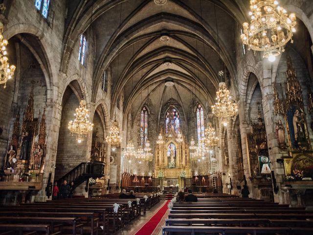 La boda de Jaume y Laura en Sant Cugat Del Valles, Barcelona 18