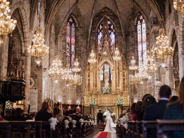 La boda de Jaume y Laura en Sant Cugat Del Valles, Barcelona 27