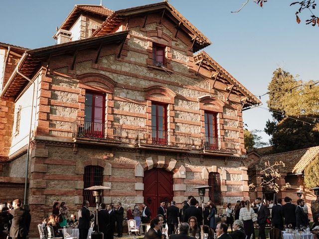 La boda de Jaume y Laura en Sant Cugat Del Valles, Barcelona 57