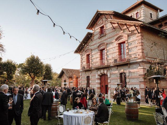 La boda de Jaume y Laura en Sant Cugat Del Valles, Barcelona 58