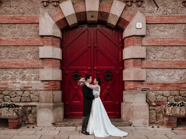 La boda de Jaume y Laura en Sant Cugat Del Valles, Barcelona 60