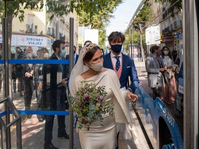 La boda de Gonzalo y Gala en Madrid, Madrid 1