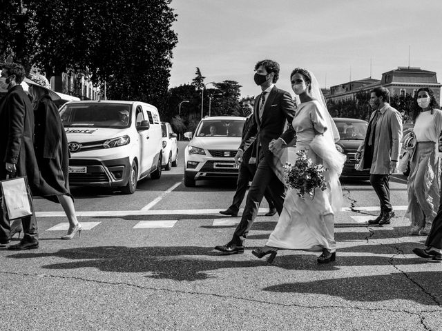 La boda de Gonzalo y Gala en Madrid, Madrid 14
