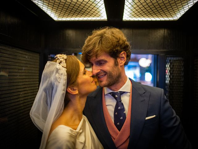 La boda de Gonzalo y Gala en Madrid, Madrid 37