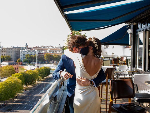 La boda de Gonzalo y Gala en Madrid, Madrid 51