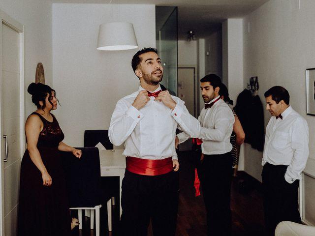 La boda de Ramin y Aida en Sevilla, Sevilla 28